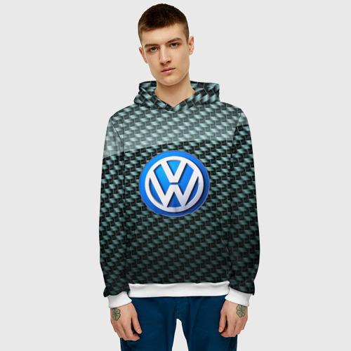 Мужская толстовка 3D  Фото 03, Volkswagen SPORT