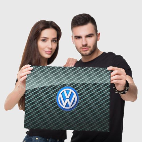 Холст прямоугольный  Фото 05, Volkswagen SPORT