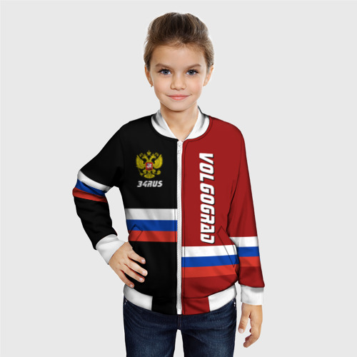 Детский бомбер 3D  Фото 06, VOLGOGRAD (Волгоград)