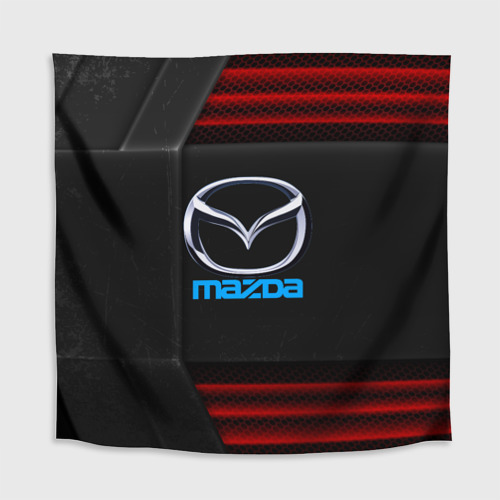 Скатерть 3D  Фото 02, Mazda auto sport