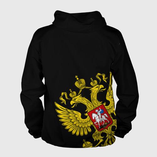 Мужская ветровка 3D  Фото 02, Флаг и Герб  России