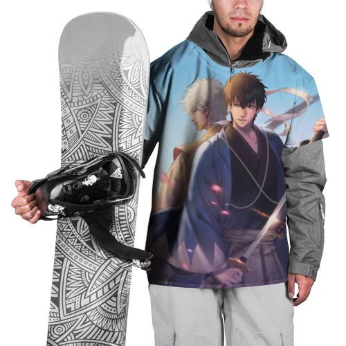 Накидка на куртку 3D  Фото 01, Gintama