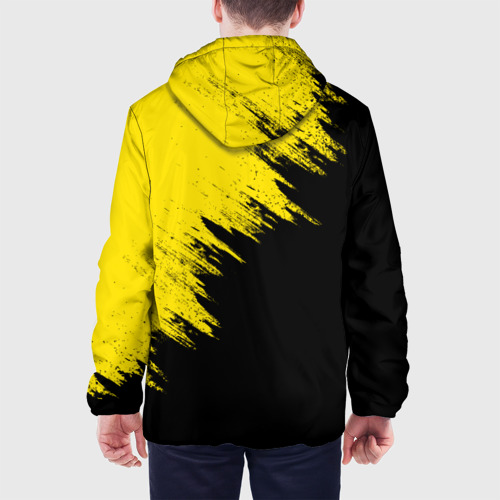 Мужская куртка 3D  Фото 05, LOTUS