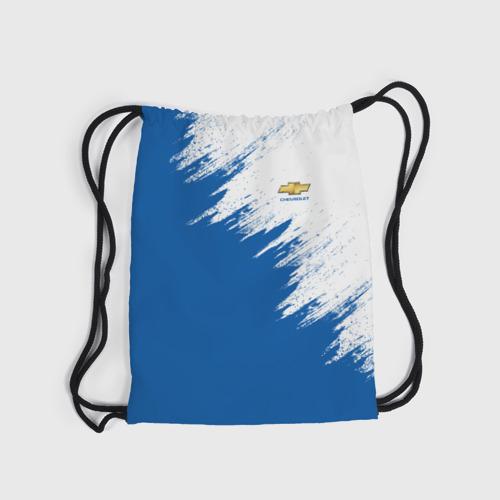 Рюкзак-мешок 3D Chevrolet Фото 01