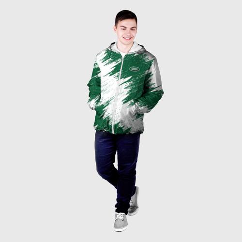 Мужская куртка 3D  Фото 03, Land Rover