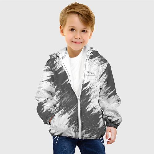 Детская куртка 3D  Фото 03, Jaguar