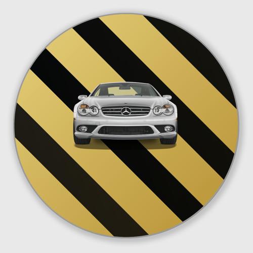 Коврик круглый  Фото 01, Mercedes