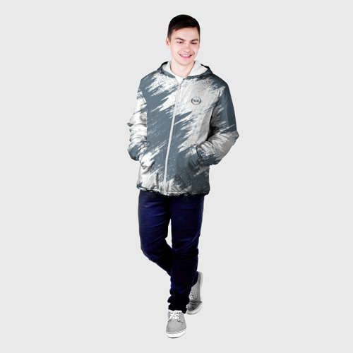 Мужская куртка 3D  Фото 03, OPEL