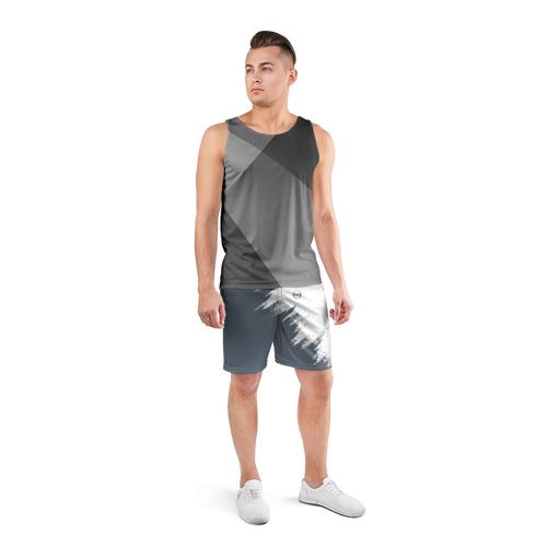 Мужские шорты 3D спортивные  Фото 04, OPEL