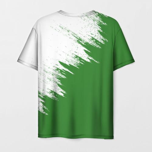 Мужская футболка 3D  Фото 02, Skoda