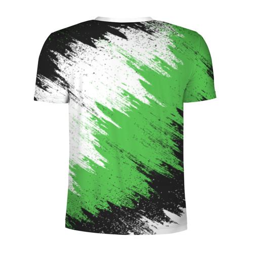 Мужская футболка 3D спортивная  Фото 02, Skoda
