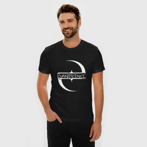 Мужская футболка премиум  Фото 03, Evanescence