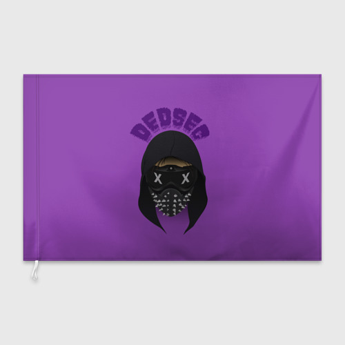 Флаг 3D Watch Dogs DedSec Фото 01