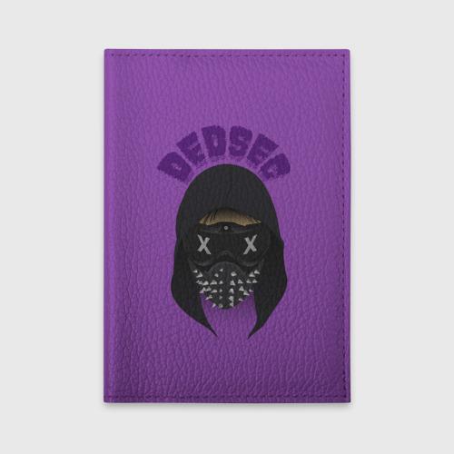Обложка для автодокументов Watch Dogs DedSec Фото 01