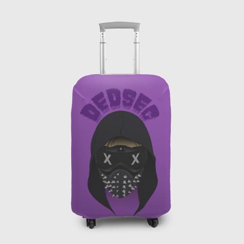 Чехол для чемодана 3D Watch Dogs DedSec Фото 01