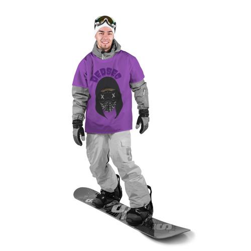 Накидка на куртку 3D Watch Dogs DedSec Фото 01