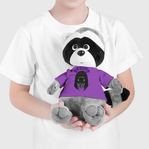 Енотик в футболке 3D Watch Dogs DedSec Фото 01