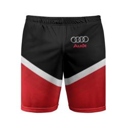 Audi Black & Red