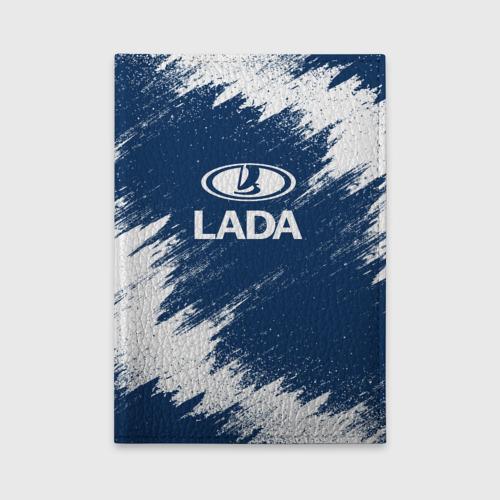 Обложка для автодокументов  Фото 01, LADA
