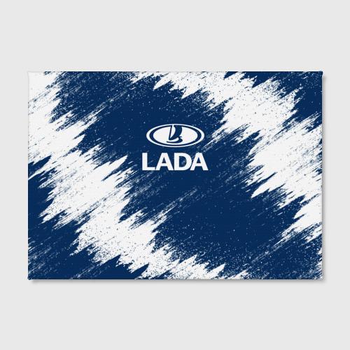 Холст прямоугольный  Фото 02, LADA