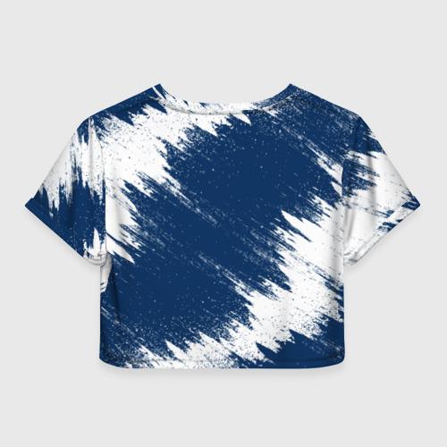 Женская футболка 3D укороченная  Фото 02, LADA