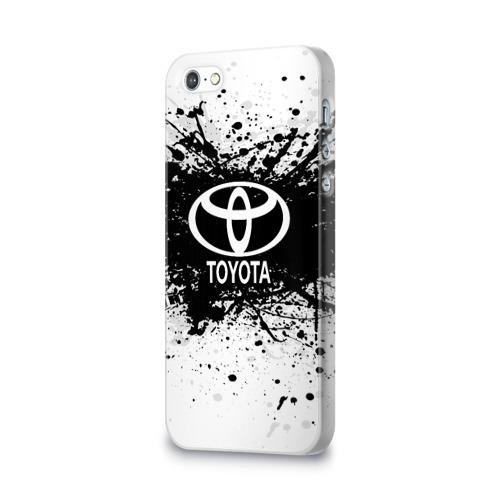 Чехол для Apple iPhone 5/5S 3D  Фото 03, Toyota