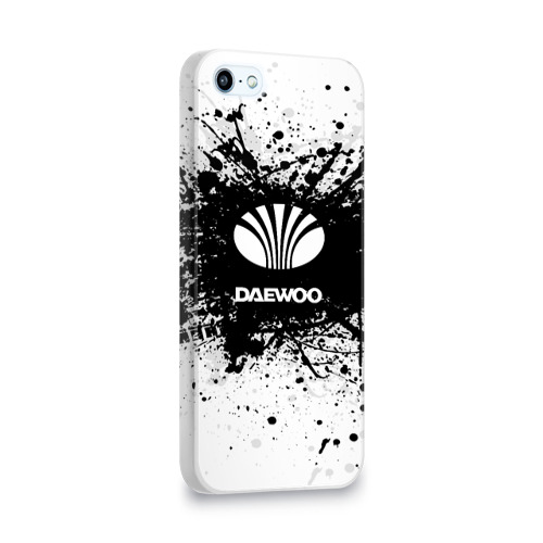 Чехол для Apple iPhone 5/5S 3D  Фото 02, Daewoo