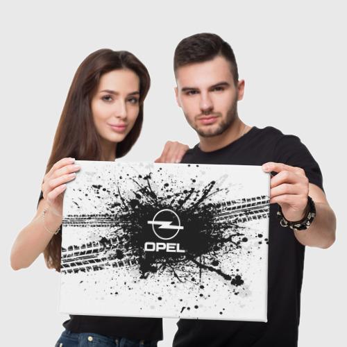 Холст прямоугольный  Фото 05, Opel
