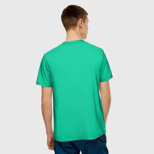 Мужская футболка 3D  Фото 02, BMO