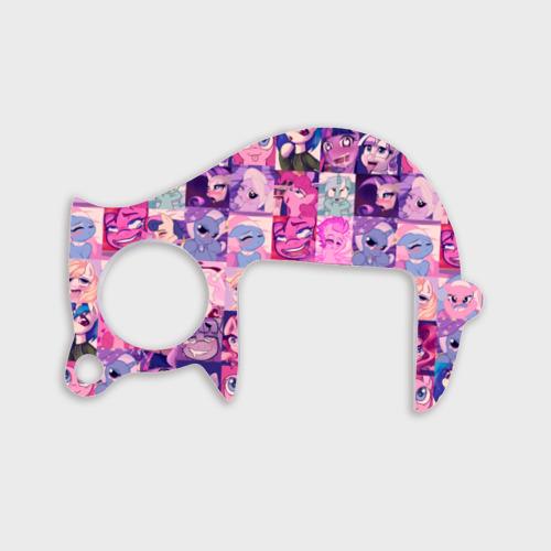 Брелок-тачер My Little Pony Ahegao Фото 01