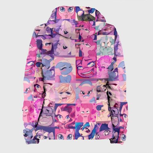 Женская куртка 3D My Little Pony Ahegao