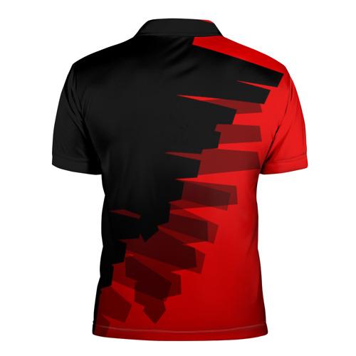 Мужская рубашка поло 3D  Фото 02, MERCEDES BENZ SPORT