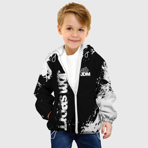 Детская куртка 3D  Фото 03, JDM SPORT