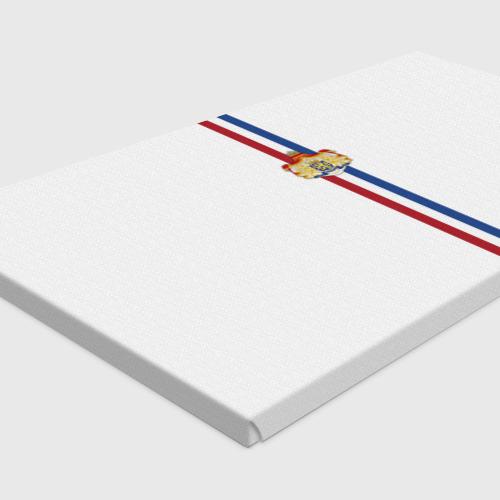 Холст прямоугольный  Фото 04, Нидерланды, лента с гербом
