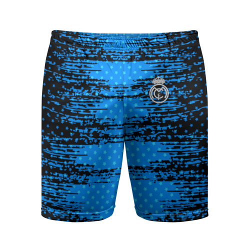 Мужские шорты 3D спортивные  Фото 01, Real Madrid sport uniform