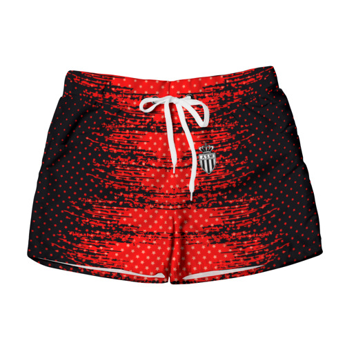 Женские шорты 3D Monaco sport uniform