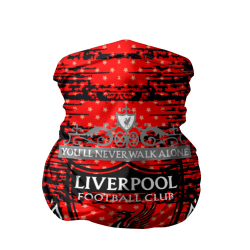 Бандана-труба 3D Liverpool sport uniform Фото 01