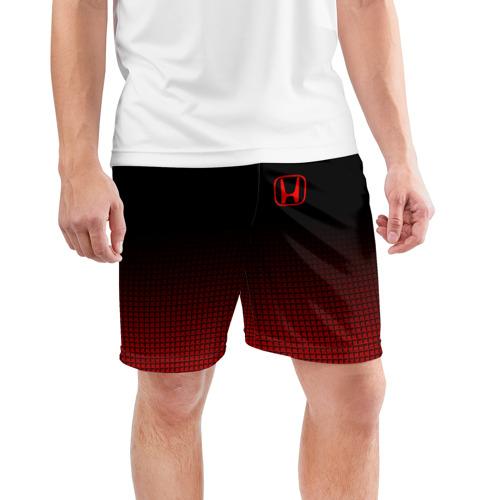 Мужские шорты 3D спортивные  Фото 03, HONDA SPORT