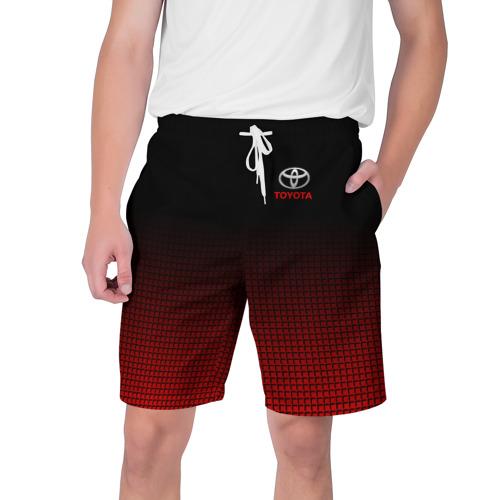 Мужские шорты 3D TOYOTA SPORT        Фото 01