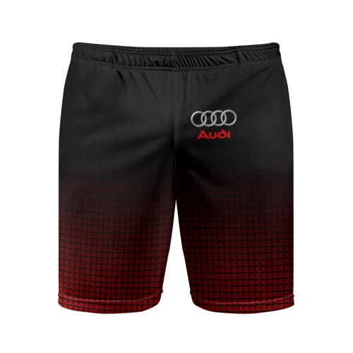 Мужские шорты 3D спортивные  Фото 01, AUDI  SPORT
