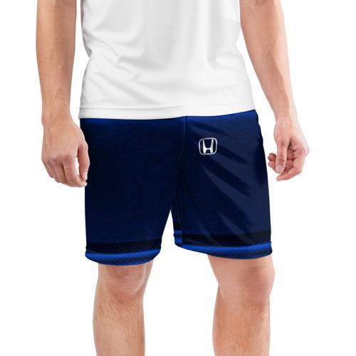 Мужские шорты 3D спортивные  Фото 03, Honda ultra collection