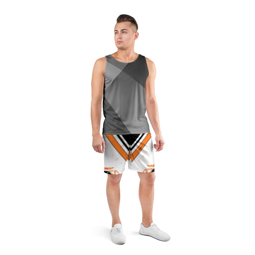Мужские шорты 3D спортивные  Фото 04, ASIIMOV