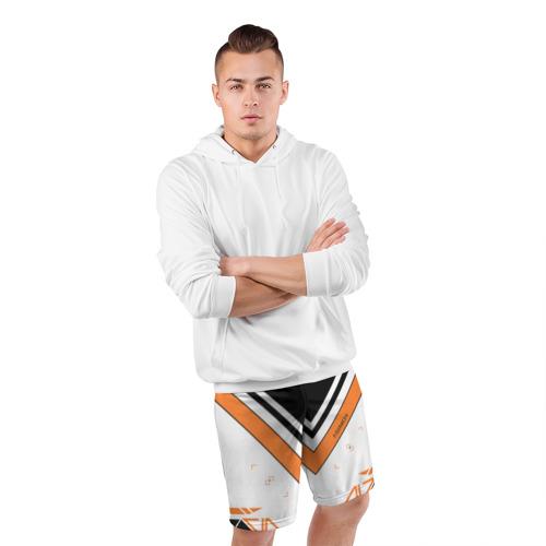 Мужские шорты 3D спортивные  Фото 05, ASIIMOV