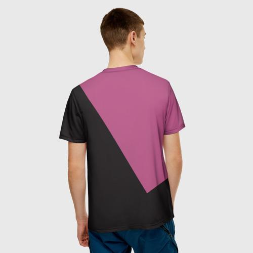 Мужская футболка 3D Drive Фото 01