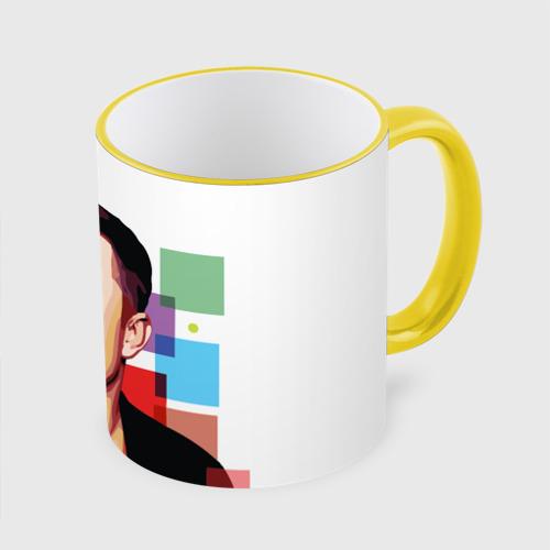 Кружка с полной запечаткой  Фото 01, Илон Маск