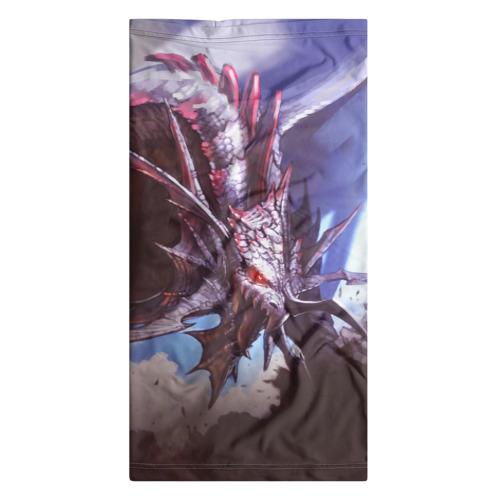 Бандана-труба 3D Dragon Фото 01