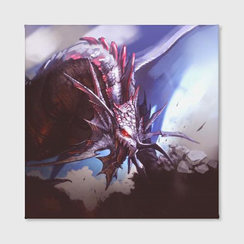 Холст квадратный Dragon Фото 01