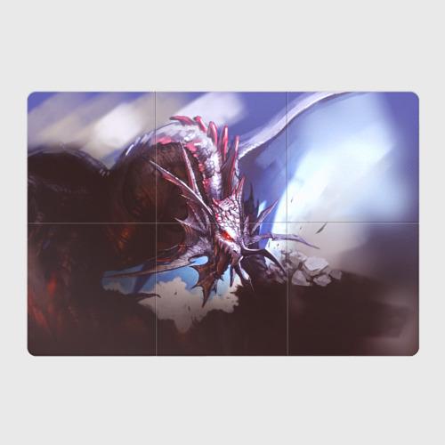 Магнитный плакат 3Х2 Dragon Фото 01