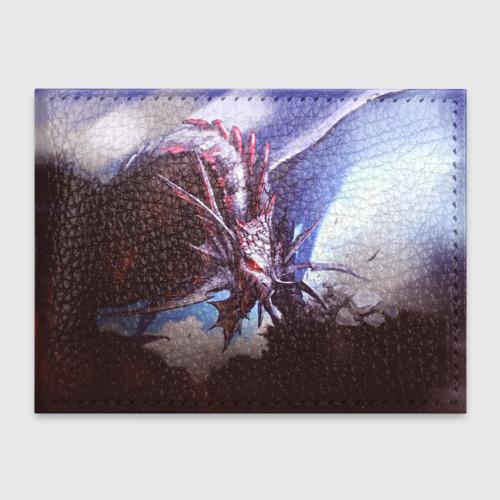 Обложка для студенческого билета Dragon Фото 01
