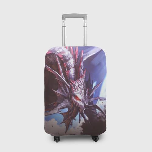 Чехол для чемодана 3D Dragon Фото 01